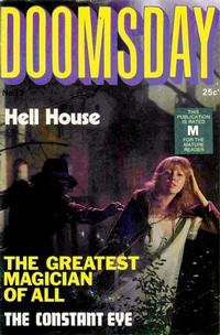Cover Thumbnail for Doomsday (K. G. Murray, 1972 series) #12