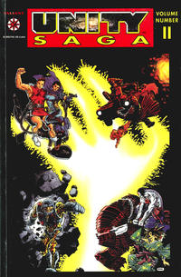 Cover Thumbnail for Unity Saga (Acclaim / Valiant, 1994 series) #2