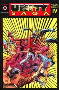 Cover Thumbnail for Unity Saga (Acclaim / Valiant, 1994 series) #4