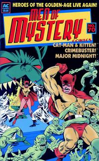 Cover Thumbnail for Men of Mystery Comics (AC, 1999 series) #70