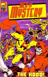 Cover Thumbnail for Men of Mystery Comics (AC, 1999 series) #71