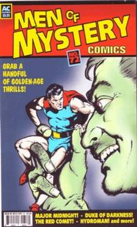 Cover Thumbnail for Men of Mystery Comics (AC, 1999 series) #72