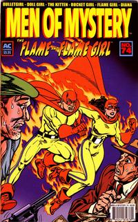 Cover Thumbnail for Men of Mystery Comics (AC, 1999 series) #74