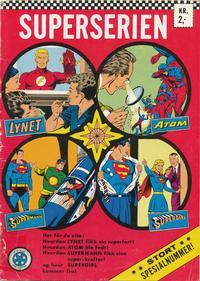 Cover Thumbnail for Superserien spesialnummer (Serieforlaget / Se-Bladene / Stabenfeldt, 1967 series)