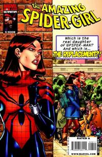 Cover Thumbnail for Amazing Spider-Girl (Marvel, 2006 series) #26