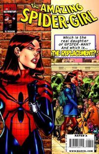 Cover Thumbnail for Amazing Spider-Girl (Marvel, 2006 series) #26