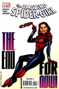 Cover Thumbnail for Amazing Spider-Girl (Marvel, 2006 series) #30