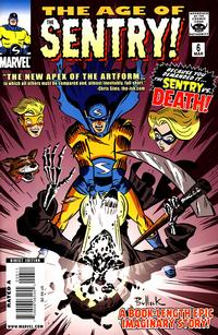 Cover Thumbnail for The Age of the Sentry (Marvel, 2008 series) #6