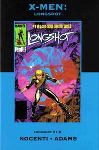 Cover Thumbnail for Marvel Premiere Classic (Marvel, 2006 series) #14 - X-Men: Longshot [Direct]