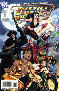 Cover Thumbnail for Justice League of America (DC, 2006 series) #26