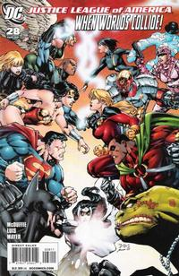 Cover Thumbnail for Justice League of America (DC, 2006 series) #28