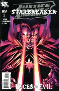Cover Thumbnail for Justice League of America (DC, 2006 series) #29