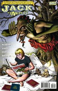 Cover Thumbnail for Jack of Fables (DC, 2006 series) #27