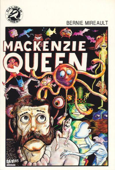 Cover for MacKenzie Queen (Caliber Press, 1990 series) #[nn]