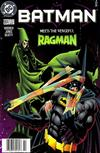 Cover for Batman (DC, 1940 series) #551 [Newsstand]