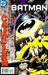 Cover for Batman (DC, 1940 series) #553
