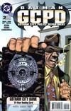 Cover for Batman: GCPD (DC, 1996 series) #2