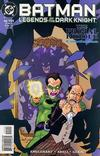 Cover for Batman: Legends of the Dark Knight (DC, 1992 series) #111