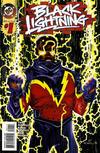 Cover for Black Lightning (DC, 1995 series) #1