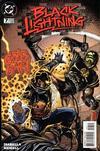 Cover for Black Lightning (DC, 1995 series) #7