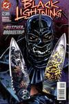 Cover for Black Lightning (DC, 1995 series) #12