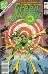 Cover Thumbnail for Green Arrow (1983 series) #1 [Newsstand]