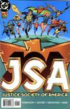 Cover for JSA (DC, 1999 series) #1 [Direct Sales]