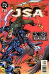 Cover for JSA (DC, 1999 series) #3 [Direct Sales]