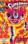 Cover for Superman: The Man of Steel (DC, 1991 series) #11