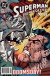Cover Thumbnail for Superman: The Man of Steel (1991 series) #19 [Newsstand]