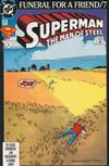 Cover for Superman: The Man of Steel (DC, 1991 series) #21