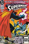 Cover for Superman: The Man of Steel (DC, 1991 series) #24 [Direct]