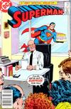 Cover for Superman (DC, 1939 series) #411 [Newsstand]
