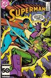 Cover for Superman (DC, 1939 series) #412 [Direct]