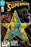 Cover for Superman (DC, 1939 series) #419 [Direct]