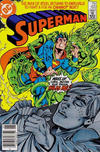 Cover for Superman (DC, 1939 series) #420 [Newsstand]
