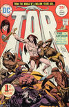 Cover for Tor (DC, 1975 series) #1