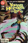 Cover for Young Heroes in Love (DC, 1997 series) #8