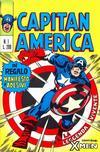 Cover for Capitan America (Editoriale Corno, 1973 series) #1