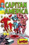 Cover for Capitan America (Editoriale Corno, 1973 series) #106