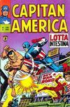 Cover for Capitan America (Editoriale Corno, 1973 series) #109