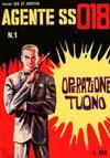 Cover for Dennis Cobb, Agente SS018 (Editoriale Corno, 1965 series) #1