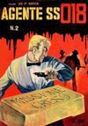 Cover for Dennis Cobb, Agente SS018 (Editoriale Corno, 1965 series) #2