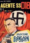 Cover for Dennis Cobb, Agente SS018 (Editoriale Corno, 1965 series) #3