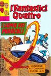 Cover for I Fantastici Quattro (Editoriale Corno, 1971 series) #2
