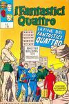 Cover for I Fantastici Quattro (Editoriale Corno, 1971 series) #6
