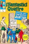 Cover for I Fantastici Quattro (Editoriale Corno, 1971 series) #6