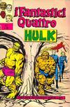 Cover for I Fantastici Quattro (Editoriale Corno, 1971 series) #8
