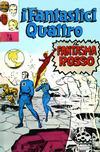 Cover for I Fantastici Quattro (Editoriale Corno, 1971 series) #9