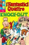 Cover for I Fantastici Quattro (Editoriale Corno, 1971 series) #11